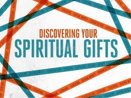 disering your spiritual gifts