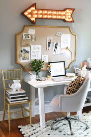 office furniture ideas. How To Style A Desk 3 Ways: For The Student, Post-grad \u0026 Career Woman Office Furniture Ideas