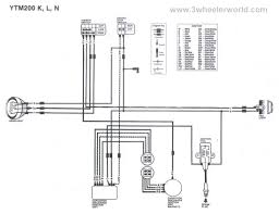 cdi wiring diagram yamaha schematics and wiring diagrams yamaha timberwolf wiring diagram diagrams and schematics