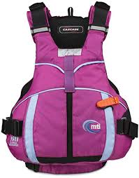 Mti Adventurewear Womens Cascade Life Jacket