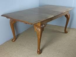 antique queen anne design burr walnut extending eight to ten seat art deco dining table c1930 art deco dining table high