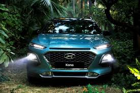 2018 hyundai usa.  2018 2018 hyundai kona light blue grille for hyundai usa
