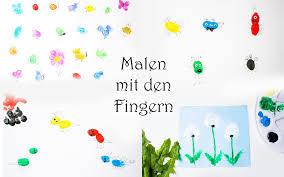 Malen Mit Den Fingern Lustige Bilder Aus Fingerabdrücken über 50