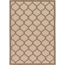 outdoor beige 7 x 10 39 indoor outdoor rug