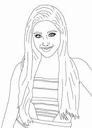 Small Picture Ariana Grande Coloring Pages Forcoloringpagescom Coloring Home