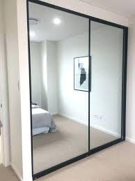 mirror door wardrobes mirrored wardrobe 3 door sliding bypass closet doors mirror door interior sliding doors