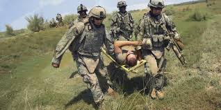 U S Soldiers Falling Ill Dying In The Heat As Climate