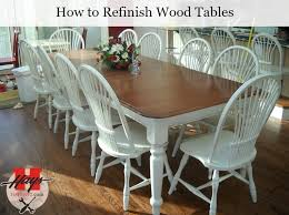 Image Diy How To Refinish Wood Tables Follow The Easy diy Steps Hays Nyc How To Refinish Wood Tables Follow The Easy diy Steps