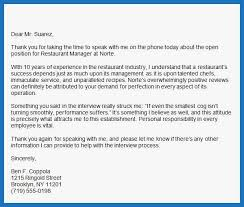 Thank You Letter For Telephone Interview 57 Pleasant Models Of Interview Thank You Email Template
