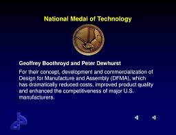 Product Design For Manufacture And Assembly Boothroyd Dfma Design For Manufacture And Assembly From Ppt Download