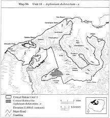 federal register endangered and threatened wildlife and plants federal register endangered and threatened wildlife and plants designation and nondesignation of critical habitat on molokai lanai maui and kahoolawe