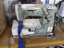 Cover Seam Sewing Machine For Sale