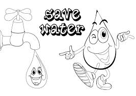 Small Picture Save Water Coloring Pages Coloring Pages How Much Of Earth Is