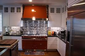 after custom white kitchen cabinets installed las vegas