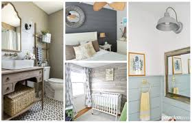 awesome non white shiplap decorating ideas that work with any style the weathered fox