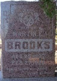 Martin E. Brooks (1907-1928) - Find A Grave Memorial