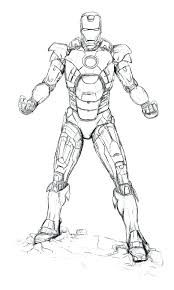 Lego Iron Man Coloring Pages To Print Iron Man Coloring Pages To