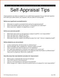 Brand New Performance Appraisal Goals Examples Kl42 Documentaries