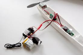 beginners guide to connecting your rc plane electronic parts steps
