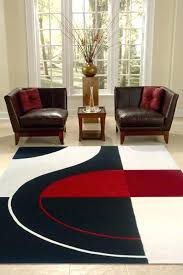red black and gray bathroom rugs hand tufted wool from cream