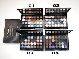 2017 mac 28 colors eyeshadow fashion makeup kit whole