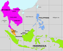 Southeast asian countries list