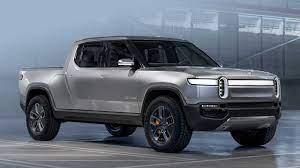 Rivian Electric Truck Startup Seeking ...