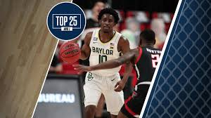 College basketball rankings: Baylor is ...