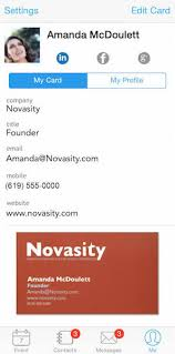 Announcing The Business Card Scanner Feature In Whova App