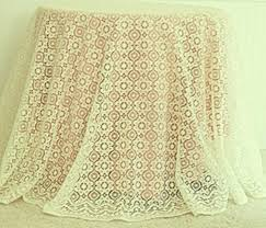 tablecloth nova 90 inch round ivory oxford house elegance of lace boutique