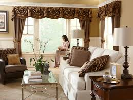 ... Living Room, Drapery Finishing Top Treatments Curtain Ideas Living Room:  Surprising Window Treatment Ideas ...