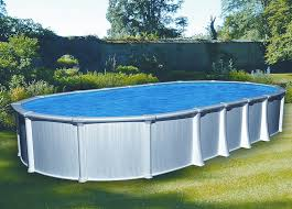 image of oval above ground pools photos