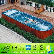 Brilliant Square Above Ground Pool Fiberglass Inground Poolswimming Swedenlarge Swimspa With Inspiration Decorating