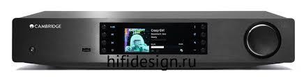 Купить <b>Сетевой</b> аудио <b>проигрыватель Cambridge Audio</b> CXN v2 ...