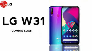 LG W31 Official Specifications and ...