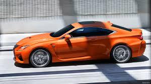 2017 Lexus RC F - Luxury Sport Coupe | Lexus.com