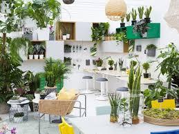 ikea indoor garden design plantswork chelsea flower show 2018