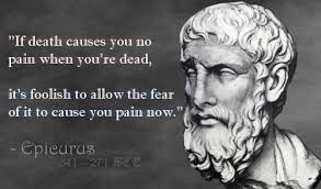Epicurus Quotes 73 Awesome If Death Causes You No Pain When You're Dead It's Foolish To Allow