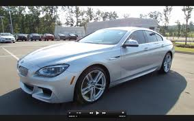 Sport Series 2013 bmw 650i gran coupe : 2013 BMW 650i Gran Coupe M-Sport Start Up, Exhaust, and In Depth ...