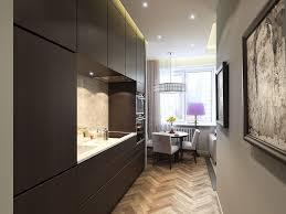 Home Designs: Pretty Small Kitchen - Small Home Design