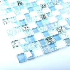 blue glass tile backsplash blue glass tile blue glass tile backsplash australia