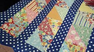 Turnovers - Brand New to Quilting Series - Quilting Tutorial - YouTube &  Adamdwight.com