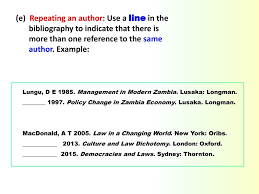 Business Communication Skills Writing Referencebibliography Entries