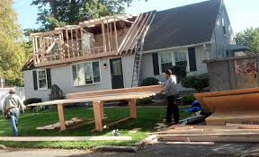 raising a roof adding a dormer changing a roof line cost permitting planning roi
