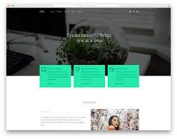 Business Portfolio Template 28 Free Portfolio Website Templates For All Creative