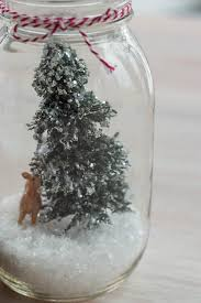 Things To Put In Jars For Decoration Mason Jar Christmas Decorating Ideas Clean And Scentsible 59