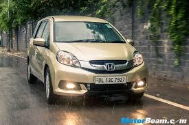 new car launches honda mobilioHonda Mobilio  MotorBeam  Indian Car Bike News Review Price
