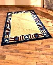 rustic cabin area rugs lodge patriotic rug x country primitive runners patriot rustic cabin rugs area