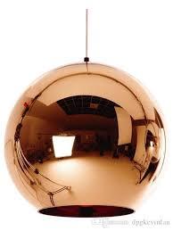 modern led chrome gold copper glass globe round ball pendant lights hanging lighting for dining room hanglamp lamp pendant light ceiling lamps