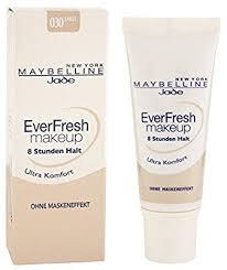 maybelline new york make up everfresh sand 30 schminke in einem hautfarbe ton für eine langanhaltende abdeckung mit hohem tragekomfort 1er pack 1 x 30